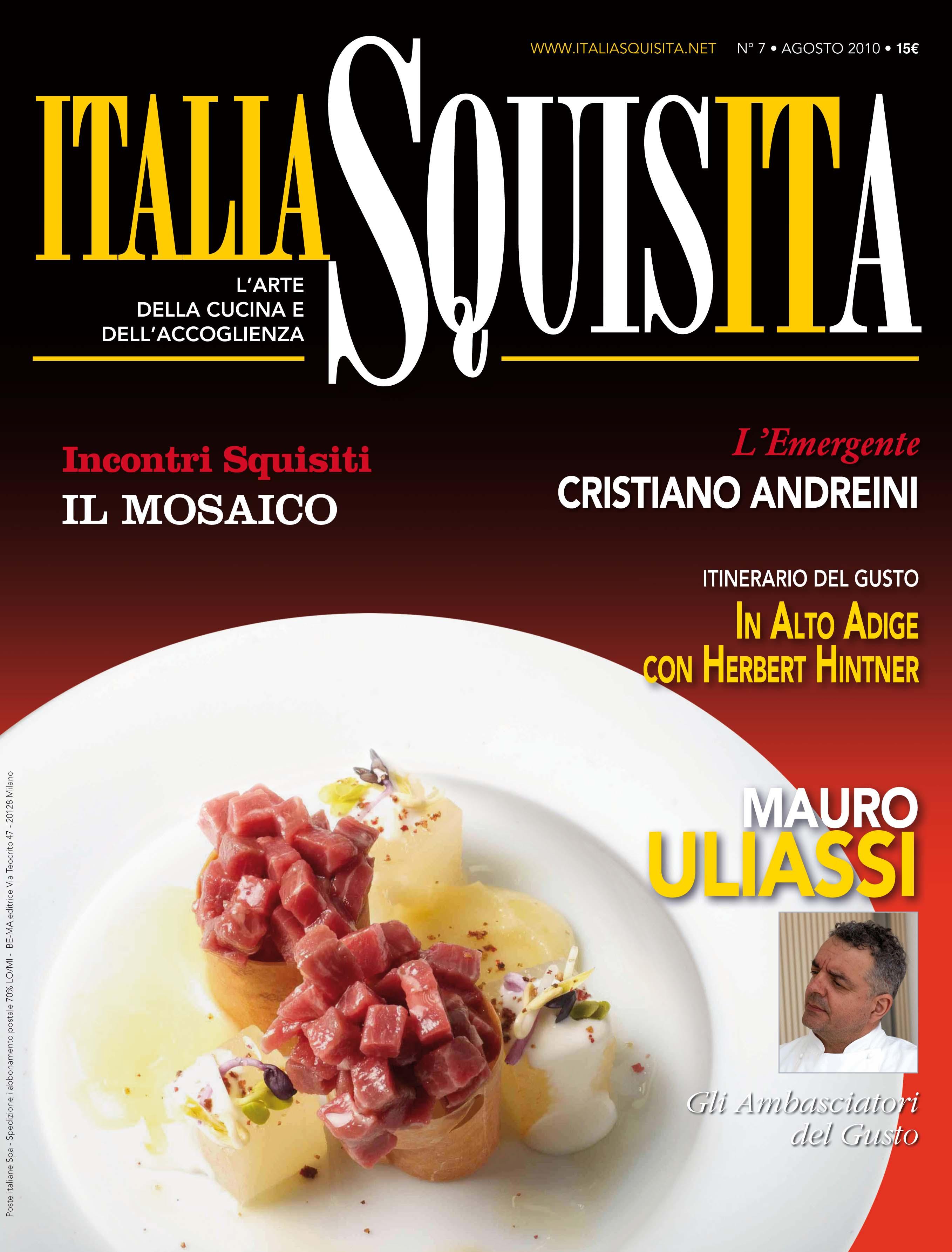 Riviste di cucina italiasquisita for Riviste cucina