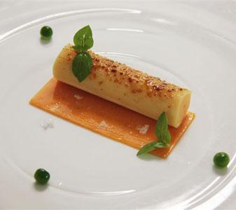 Ricette grandi chef ricetta cannelloni ripieni di gelato - Alta cucina ricette segrete dei grandi ristoranti d italia ...