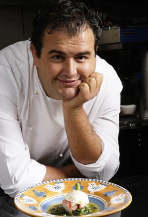 Gennaro esposito a identit golose 2011 for Barba arredamenti vico equense
