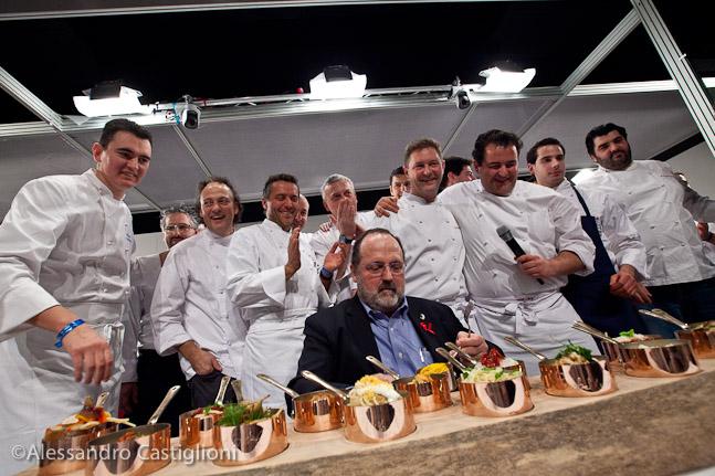 I cavalieri dell alta cucina italiana for Ricette alta cucina italiana