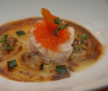Ricette grandi chef tartare di branzino - Alta cucina ricette segrete dei grandi ristoranti d italia ...