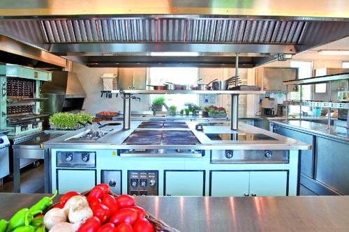 Cucine di design tecnologia e funzionalit for Cucinare definizione