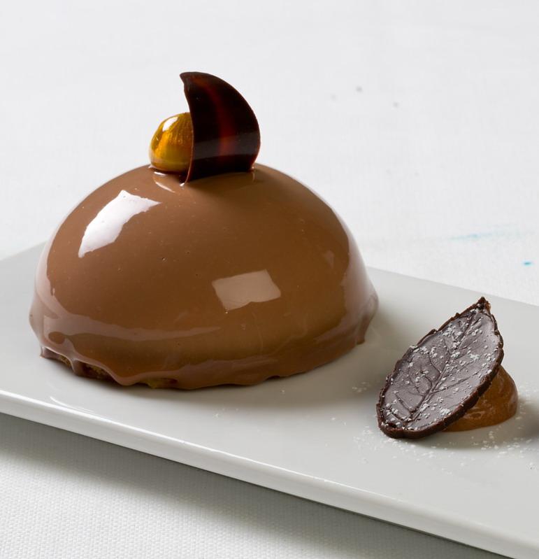 Emozioni di cioccolato del giovane marco fortunato - Alta cucina ricette segrete dei grandi ristoranti d italia ...