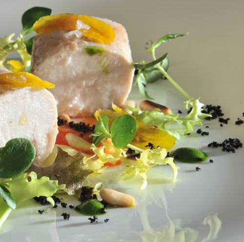 Ricette grandi chef bianco di galletto bollito di sergio - Alta cucina ricette segrete dei grandi ristoranti d italia ...