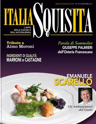 Riviste di cucina in uscita italiasquisita12 for Riviste cucina