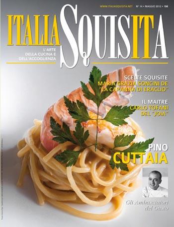 Riviste di cucina e 39 in arrivo italiasquisita 14 for Riviste cucina