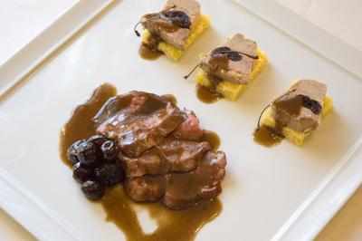 Ricette d alta cucina petto d anatra con ciliegie for Ricette alta cucina italiana