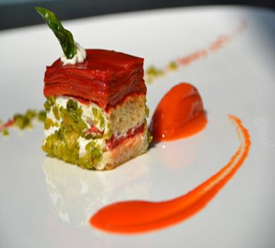 Ricette con peperoni red pepper passion di chef walter - Alta cucina ricette segrete dei grandi ristoranti d italia ...