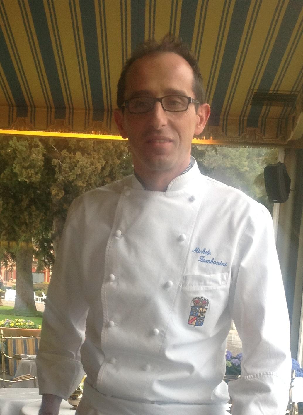 Un giorno nella cucina di villa d 39 este a cernobbio - Cucina villa d este ...