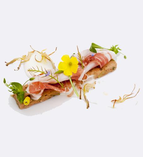 Ricette grandi chef la Mattonella di carciofi di Roberto Petza