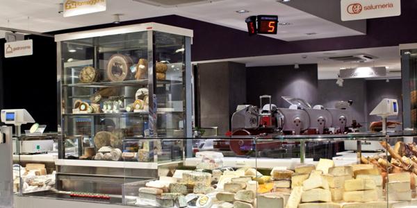 Apre eat s a milano food store e bistrot italiasquisita for Alias shop milano