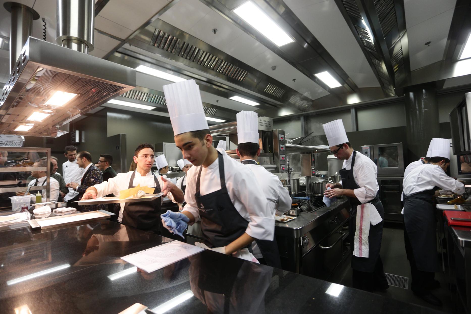 Novit meneghine il ristorante di andrea berton for Ristorante andrea berton