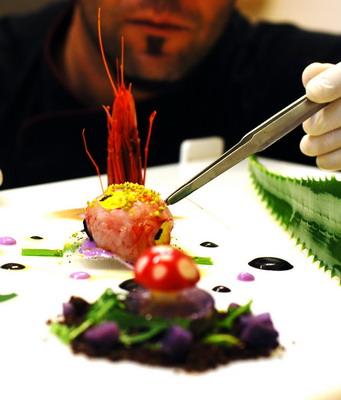 La sfera di gambero rosso for Ricette gambero rosso
