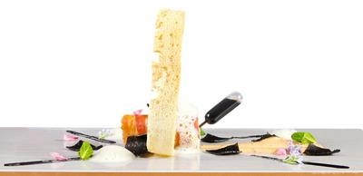 Ketchup Ricetta Mainardi.Storione E Foie Gras Italiasquisita Net