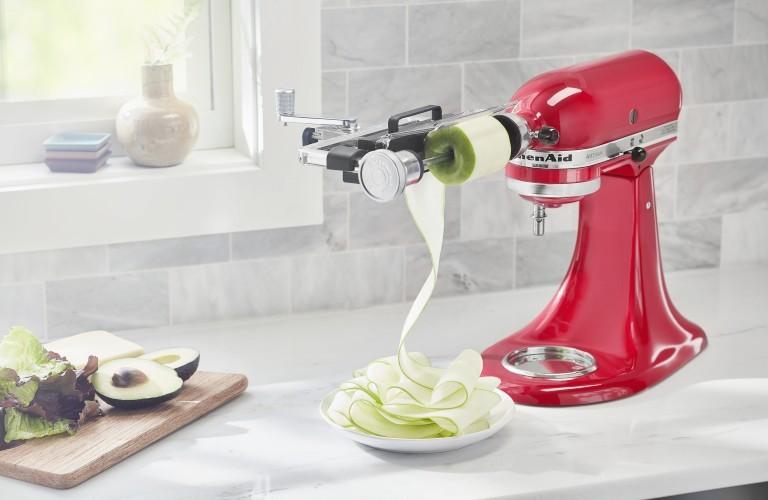 Alla scoperta degli accessori per il Robot da Cucina Artisan di ...