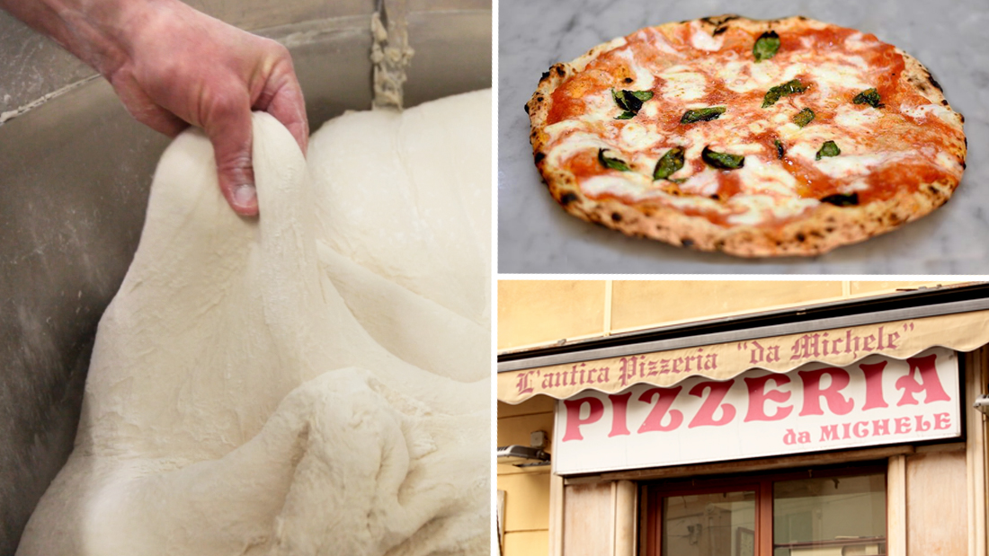 Ricetta Pizza Napoletana Da Michele.La Pizza Napoletana Da Michele Italiasquisita Net