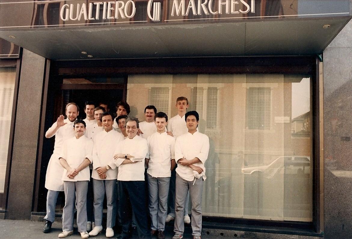 L Alta Cucina Italiana Degli Anni Ottanta Italiasquisita Net